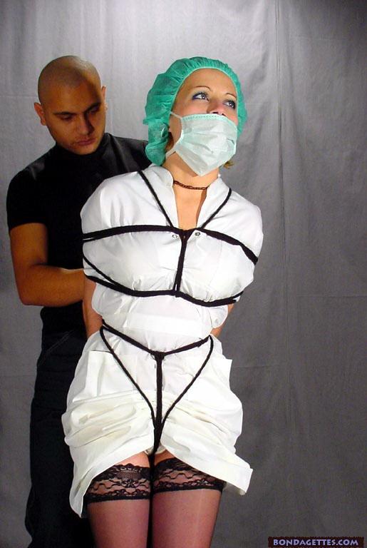 Bondage Nurses 101